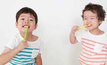 むし歯ゼロを目指す子どもの予防歯科